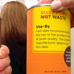 Can design for the 'Reduce Waste' exhibit